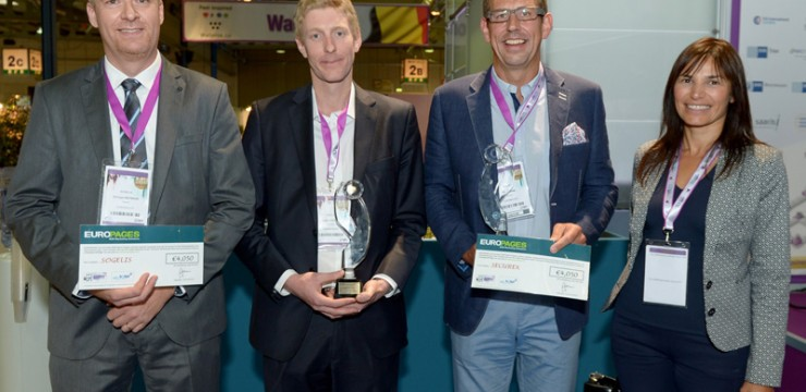 Sogelis s'allie à Securex et gagne le B2fair Business Award
